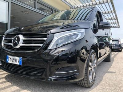 usata Mercedes V250 d Automatic Premium Long