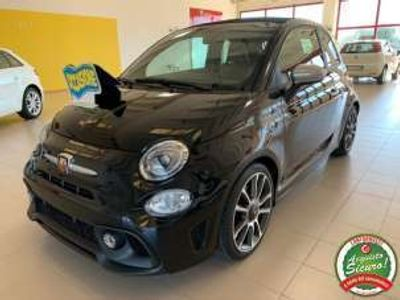 usata Abarth 595C 595 Cabrio 165cv Turismo 12/2017 Benzina
