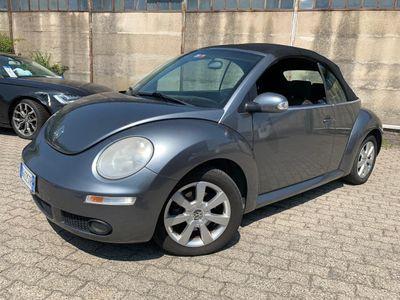 käytetty VW Beetle New1.6 Cabrio