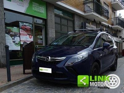 used Opel Zafira Tourer 1.6 SIDI aut. Elective
