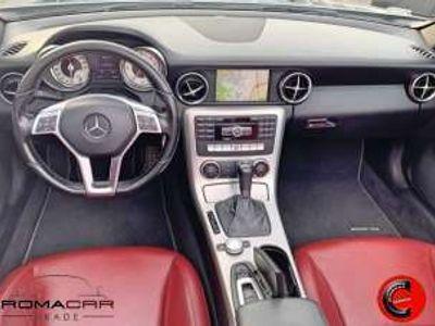 usata Mercedes SLK250 CDI BlueEFFICIENCY Premium TAGLIANDATA Diesel