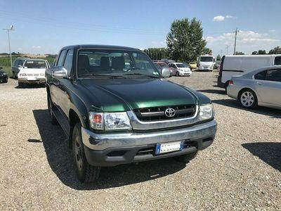 usata Toyota HiLux 2.5 D-4D 4WD 4p.Double Cab Pup.SR5 rif. 11894817