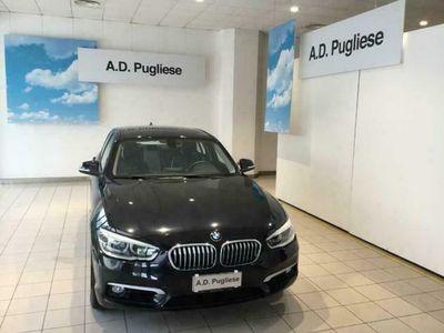 usata BMW 118 Serie 1 (F20) - d 5p. Urban