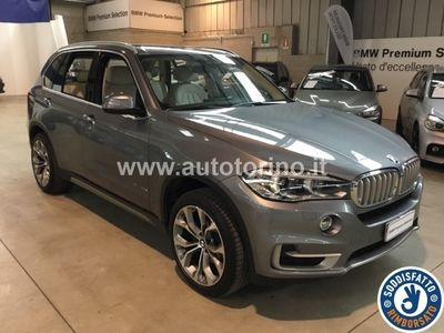 used BMW X5 xDrive 30d 249CV Experience