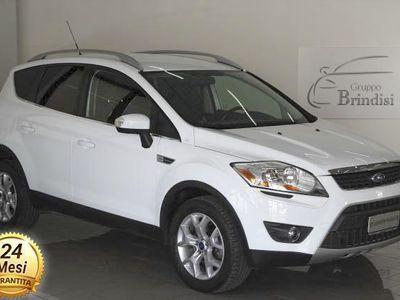 brugt Ford Kuga 2.0 TDCi 136CV 2WD Titanium DPF