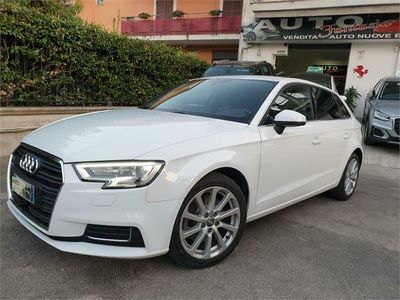 usata Audi A3 2.0 150 cv assetto regolabile