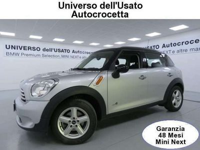 usata Mini Cooper D Countryman Countryman ALL4