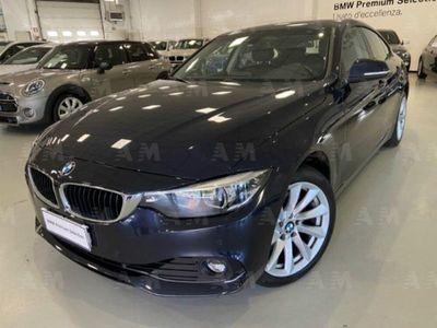 usata BMW 430 Serie 4 Gran Coupé d xDrive Advantage del 2017 usata a Saronno