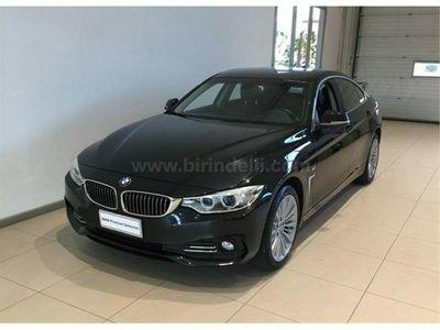usata BMW 420 Gran Coupé d xDrive Luxury