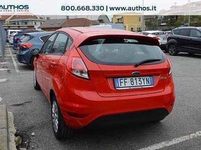 usata Ford Fiesta 1.5 tdci Plus 75cv 5p E6