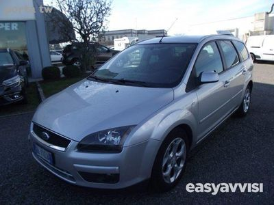 second-hand Ford Focus + 1.6 TDCi (110CV) S.W. DPF