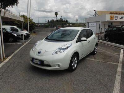 usata Nissan Leaf LeafElettrico Sincrono Trifase