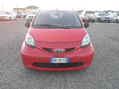 usata Toyota Aygo 1ª serie 1.0 12V VVT-i 5 porte Now