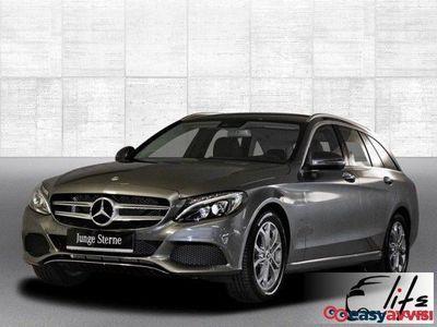 używany Mercedes C200 C 200S.W. Aut.--Navi--Led--06/22445431