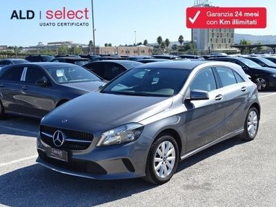 usata Mercedes A180 d Business