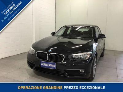 usata BMW 116 SERIE 1 (5 PORTE) D 5 PORTE ADVANTAGE