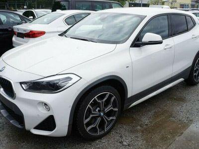 usata BMW X2 Xdrive18d M Sport Naviprof Led
