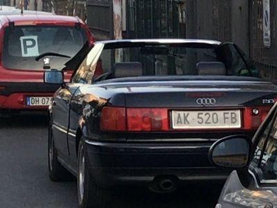usata Audi Cabriolet 2.0