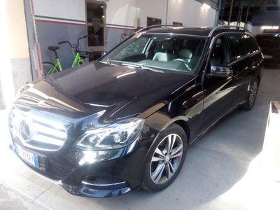 usata Mercedes E250 BlueTEC S.W. 4Matic - PERFETTA E TAGLIANDATA