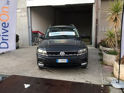 usata VW Tiguan 2.0 TDI SCR 110KW Business BMT 4MOT DSG