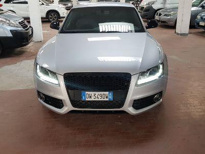 brugt Audi A5 2.7 v6 TDI S'line