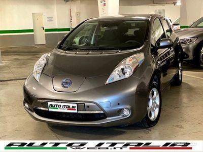 usata Nissan Leaf Acenta 30KWh#NAVIGATORE#SENSPARK#TEL