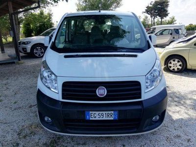 second-hand Fiat Scudo 2.0 MJT Panorama Family 6 posti N1