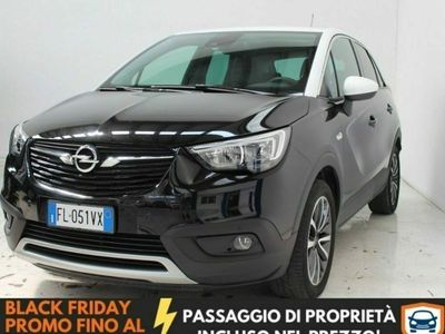 usata Opel Crossland X 1.6 ECOTEC diesel 8V 120 CV Start&Stop Innovation