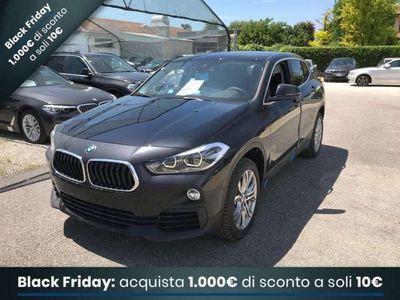 usata BMW X2 xDrive18d Advantage