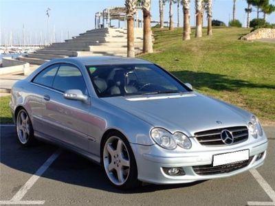 usata Mercedes CLK320 CDI 7G-Tronic 224