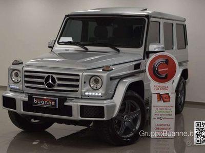 usata Mercedes G500 4.0 v8 421cv Premium Comand