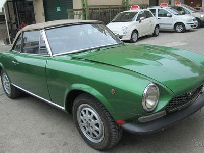 used Fiat 124 Spider - Anni 70