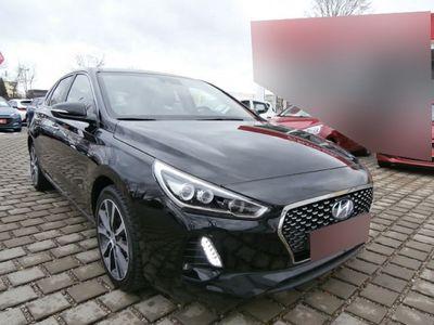 usado Hyundai i30 Premium 1.4 T-gdi Navigationspaket Alert-paket Lederpaket Led Navi Keyless