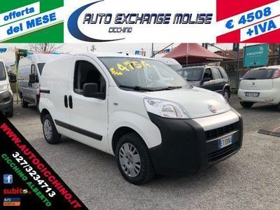 usata Fiat Fiorino 1.3 MJT 75CV Furgone Adventure E5+