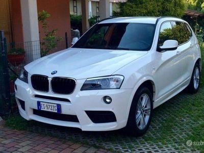 usata BMW X3 f25 M sport 2.0d