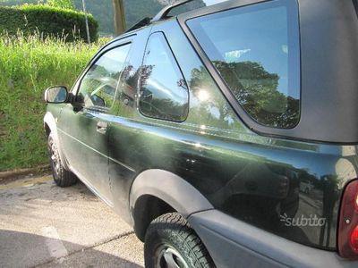 używany Land Rover Freelander 1ª serie