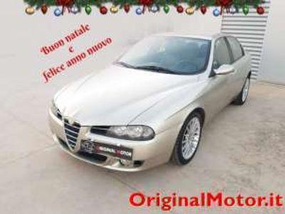 usata Alfa Romeo 156 2.4 JTD 20V Progression usato