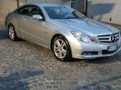 używany Mercedes 250 Classe E Coupè