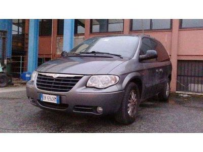 usata Chrysler Voyager 2.5 CRD cat LX Leather