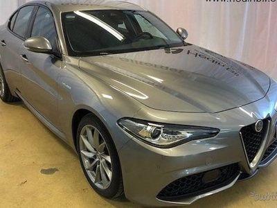 gebraucht Alfa Romeo Giulia 2.2 Turbodiesel 210 CV AT8 AWD