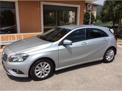 usata Mercedes A180 CDI BlueEFFICIENCY Automatic Execu