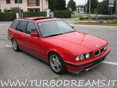 usata BMW 540 i 4.0 V8 cat E34 TOURING - AUTO - M SPORT PACKET !