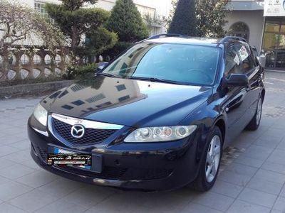 usata Mazda 6 2.0 Cd 16v 136cv 5p. Touring Usato