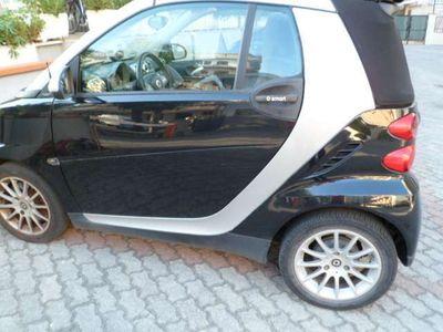 usata Smart ForTwo Cabrio 800 33 kW passion cdi