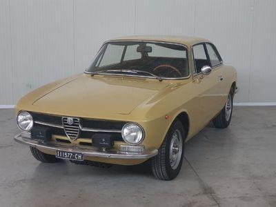 usata Alfa Romeo GT Junior GT 1.3- Book service- Giallo Piper