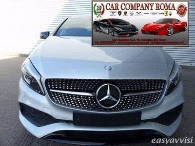 usata Mercedes A180 A 180D-AMG Notte pacchetto sedile c