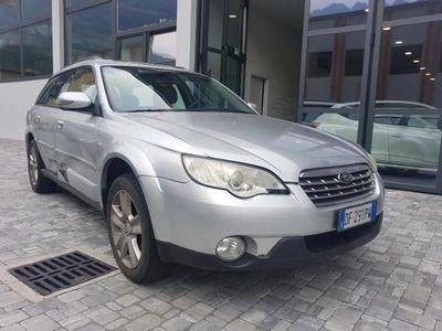 usata Subaru Outback 2.5 16V AT ASGP Bi-Fuel 165 CV 4WD