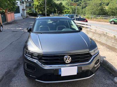 usata VW T-Roc 2.0 TDI SCR Advanced BlueMotion Te