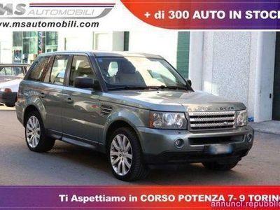 brugt Land Rover Range Rover 2.7 TDV6 HSE Pelle Navi Full Optional Unicoproprie Torino
