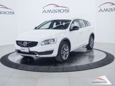 usata Volvo V60 CC D3 Geartronic Business Diesel